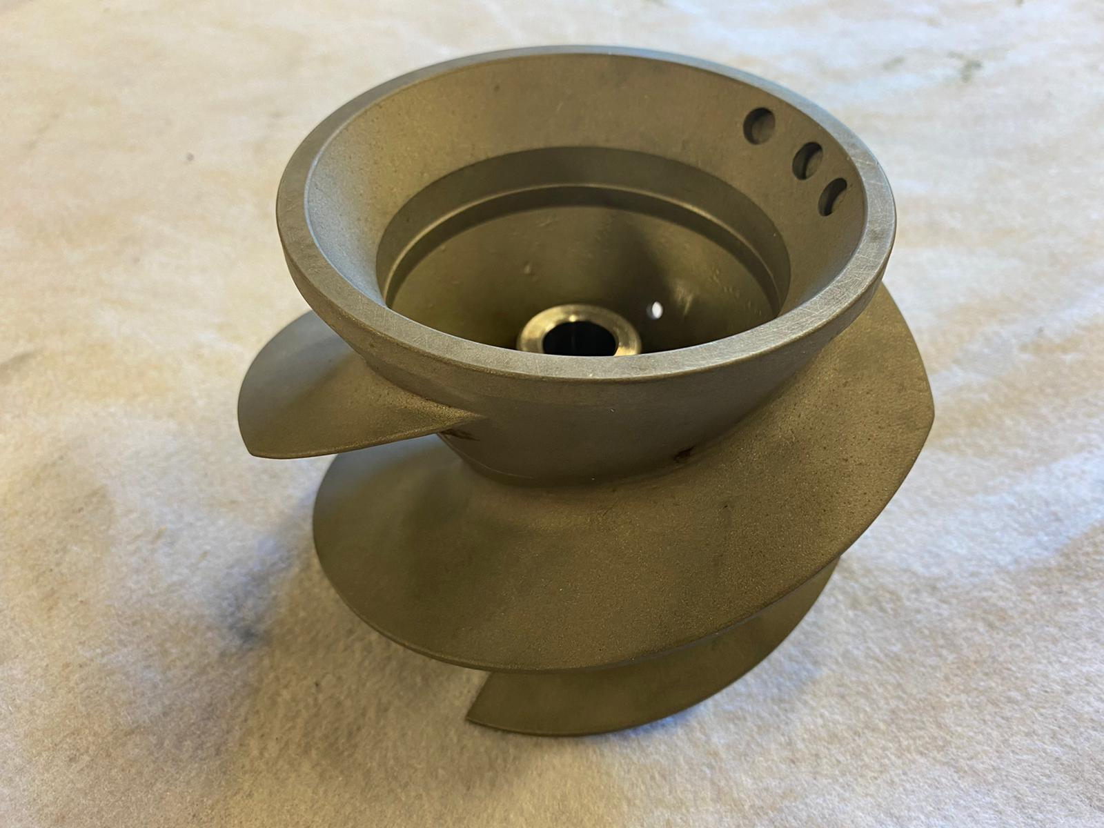 50HP JET STAINLESS IMPELLER